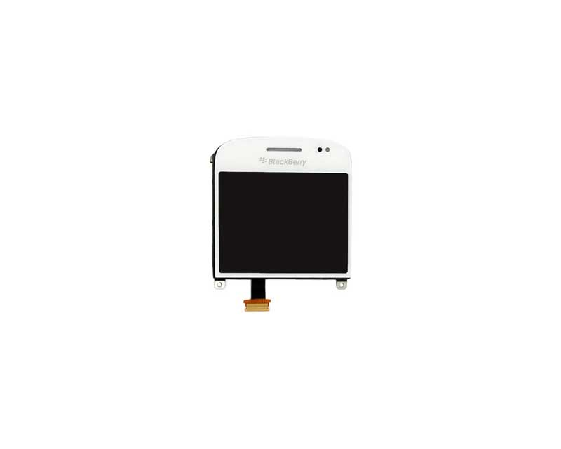 Blackberry 9900/9930 LCD with Digitizer White