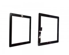 iPad 3/4 Digitizer OEM Black