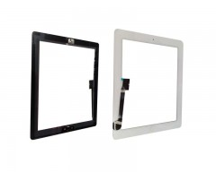 iPad 3/4 Digitizer OEM White