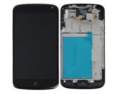 LG Nexus 4 LCD and Digitizer with Frame