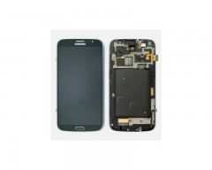Samsung Mega LCD and Digitizer with Frame Black