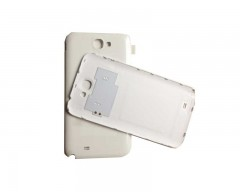 Samsung Note2 Back cover White